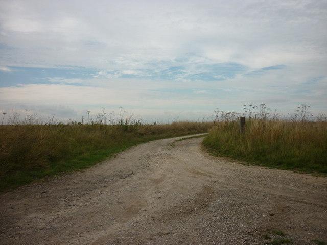 Barton Road (Public footpath)  Middlegate Lane