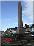 NS2982 : Henry Bell Monument by Thomas Nugent