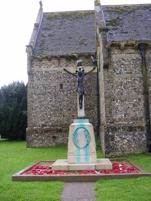 War Memorial at St.Margarets Church