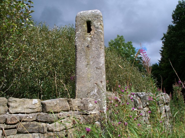Stone Finger Post