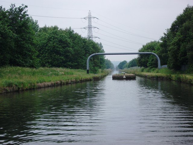 Dunkirk Stop, Birmingham Canal New Main Line