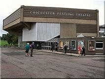 SU8605 : Chichester Festival Theatre by Paul Gillett