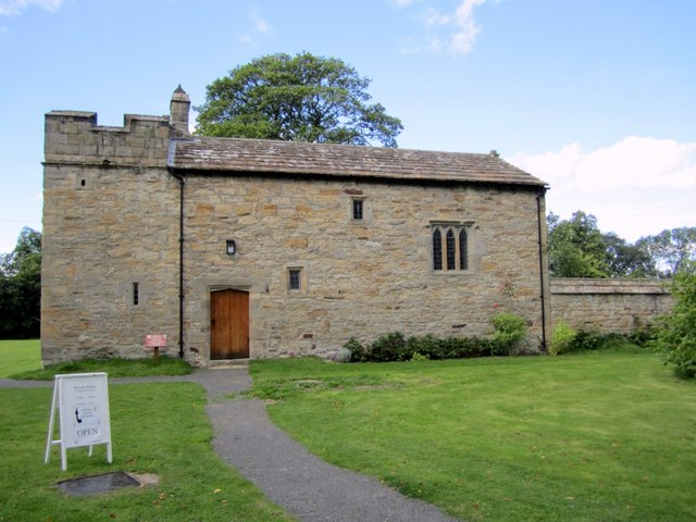 Dilston Chapel