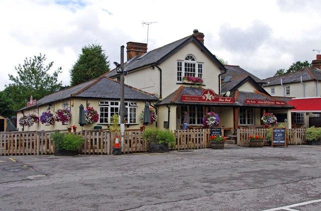 The Star, Kingston Road, Malden Rushett