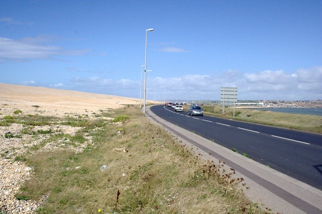 Chesil Beach and the Road