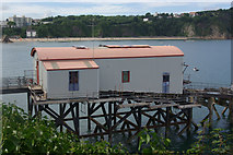 SN1300 : Old lifeboat station, Tenby by Stephen McKay
