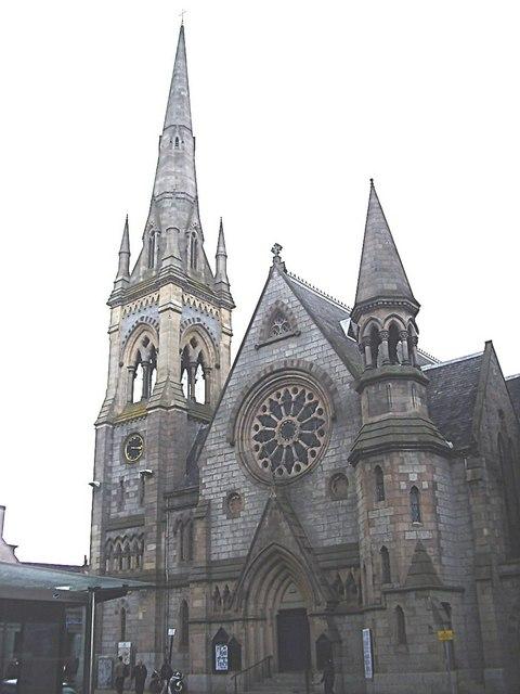 Gilcomston South Church
