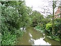 TM3056 : River Deben downstream from the bridge over Lower Street by Adrian S Pye