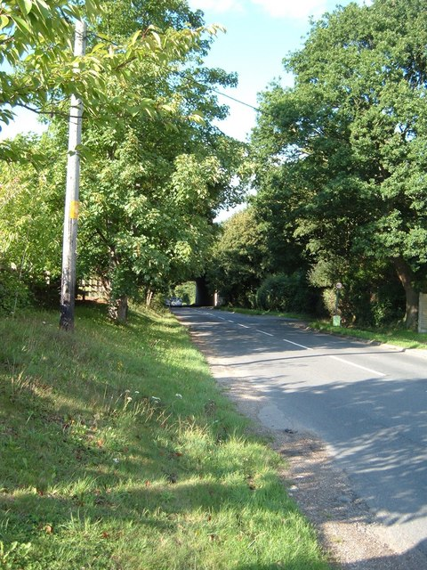 Bridge carrying the M27