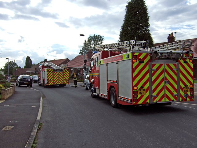 Incident in Windermere Avenue