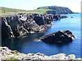 HU4009 : Coastal Walk to Sumburgh Head by Colin Smith