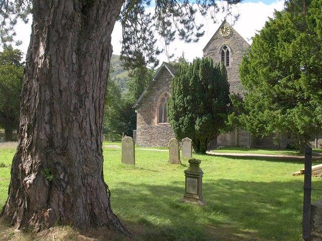 Churchyard, Patterdale