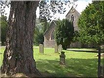NY3916 : Churchyard, Patterdale by Derek Harper