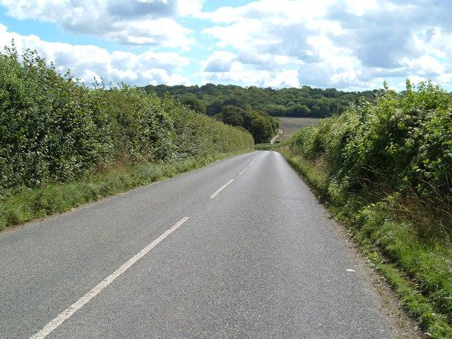 Brook Lane, Chidden