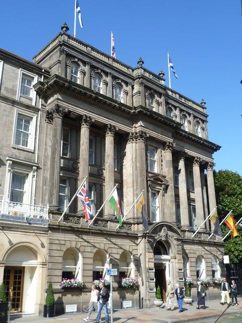 George Hotel, George Street