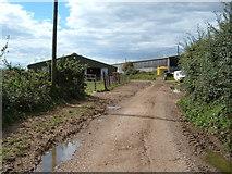 SU6615 : Glidden Farm by Margaret Sutton