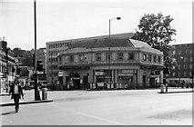 TQ2882 : Great Portland Street Station, entrance by Ben Brooksbank