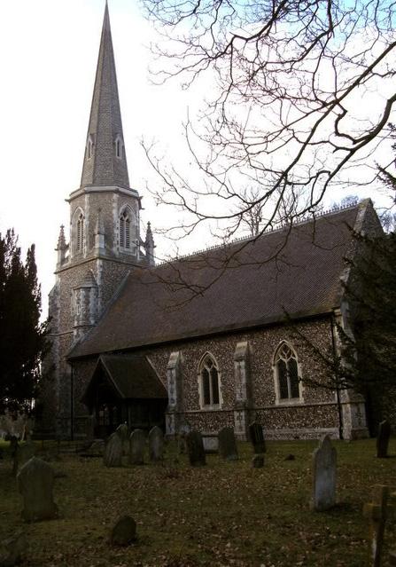 St James the Great, Greenstead Green, Essex