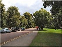 ST7465 : Royal Avenue, Bath by Paul Gillett