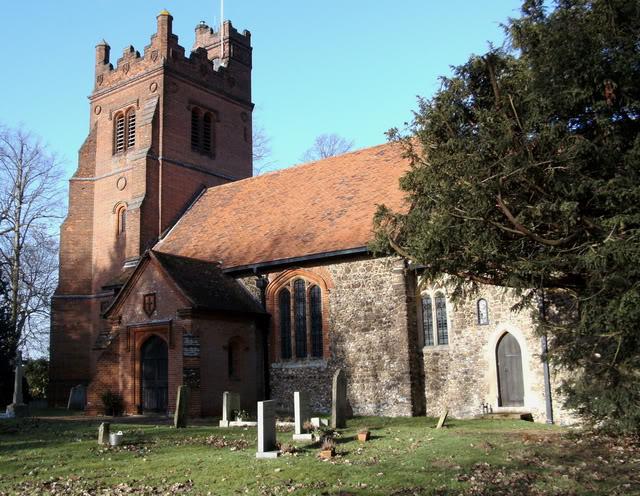 All Saints Church, Inworth, Essex