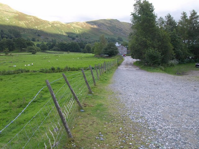 Track at Patterdale