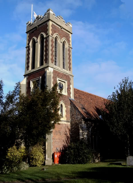All Saints Church, Messing, Essex
