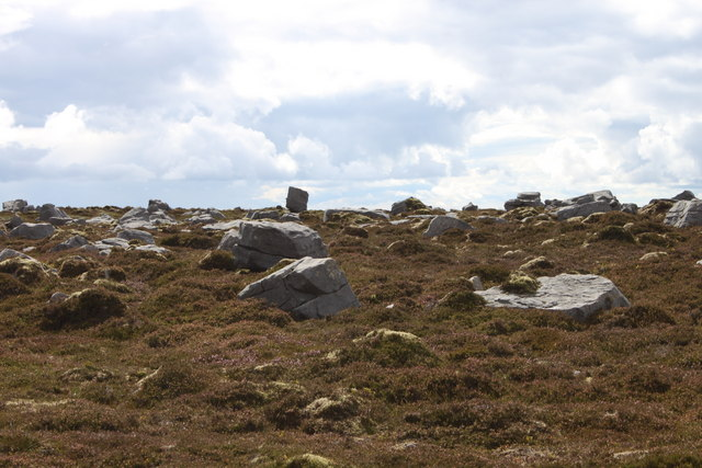 Cuilcagh Mountainside