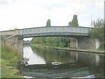 SE5023 : Cow Lane Bridge - Racca Green by Betty Longbottom