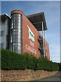 NS3421 : Ayr College by Graeme Yuill