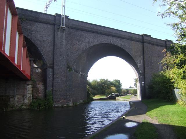 Birmingham Canal - Stour Valley Viaduct