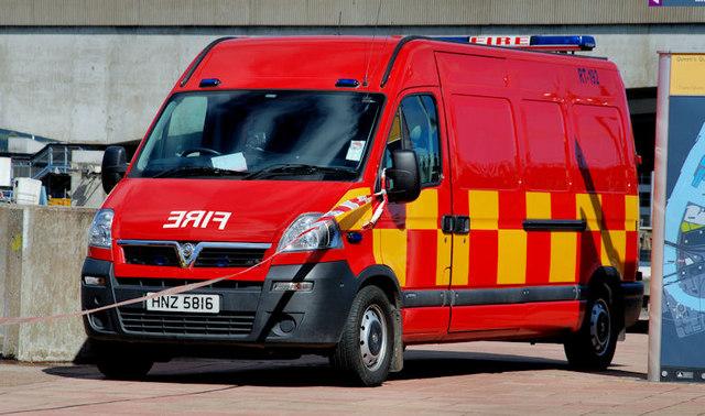 Lagan weir, Belfast - rescue exercise (4)
