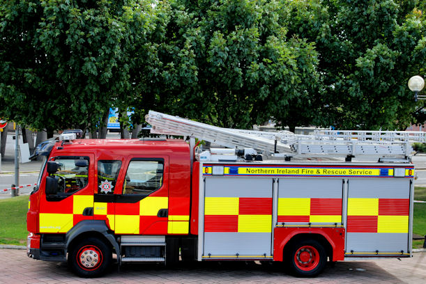 Lagan weir, Belfast - rescue exercise (5)