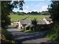 SD4694 : Ellerbeck Farm by Derek Harper