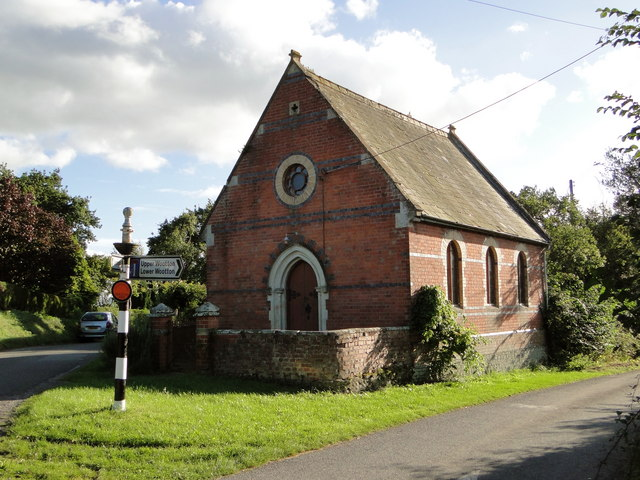 Primitive Methodist Chapel, Almeley Wootton