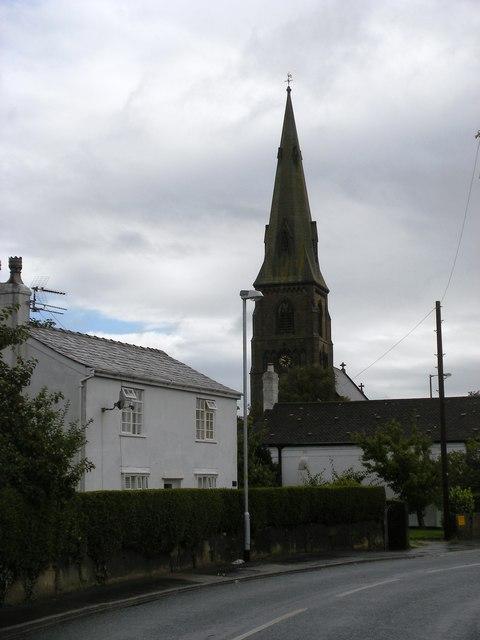 Tarleton Church