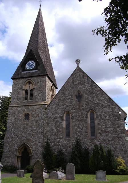 St Michael's Church, Mile End, Colchester, Essex