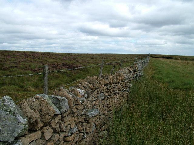 Wall on Beldoo Moss
