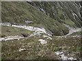 NN1141 : Allt Coire na Làrach by Hugh Venables