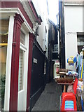 SO4959 : Cordwainers Lane, Leominster by Eirian Evans