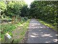 SE0923 : Hebble Trail near Phoebe Lane by Stephen Craven