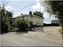 TM1469 : Moat Farm, Thorndon by Adrian S Pye
