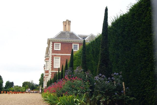 Garden at Ham House, Surrey