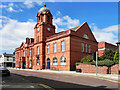 SD6505 : Westhoughton Town Hall by David Dixon