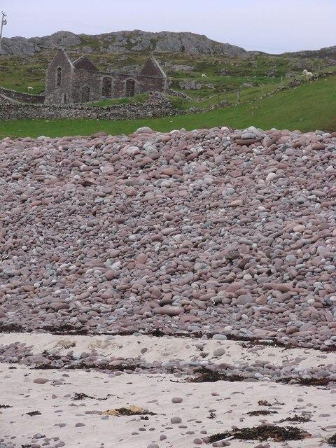Rocky landscape at Stoer, Assynt