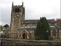 SE1039 : All Saints Parish Church, Old Main Street, Bingley by Stephen Armstrong