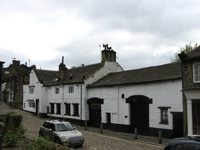 The Old White Horse Inn, Bingley