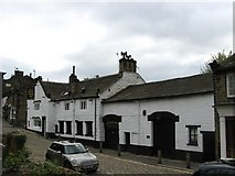 SE1039 : The Old White Horse Inn, Bingley by Stephen Armstrong