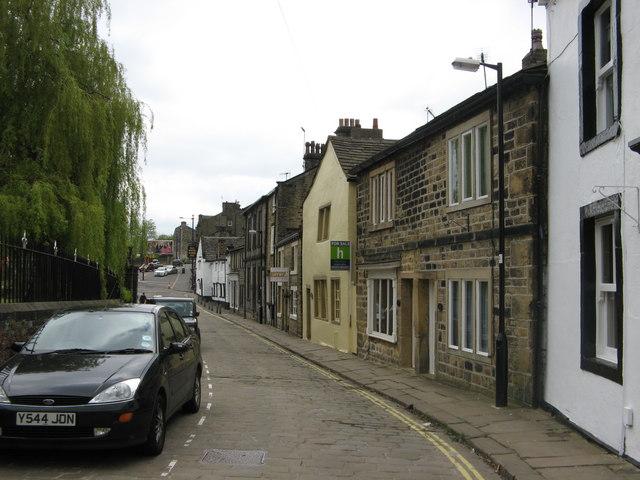 Old Main Street, Bingley