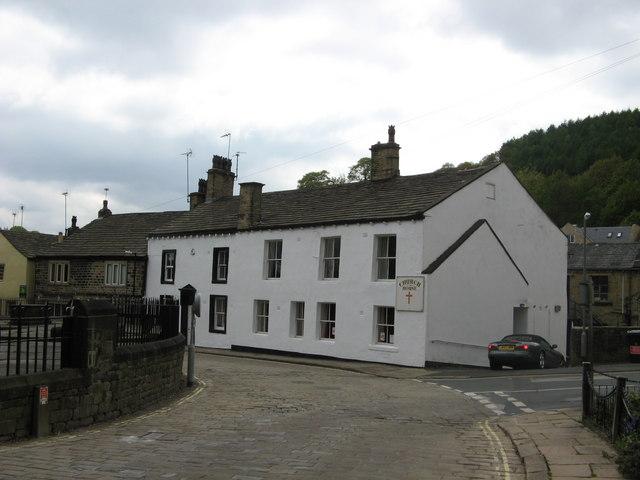 Church House, Old Main Street, Bingley