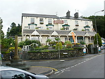 NY3704 : Ambleside Salutation (Hotel) by Peter S